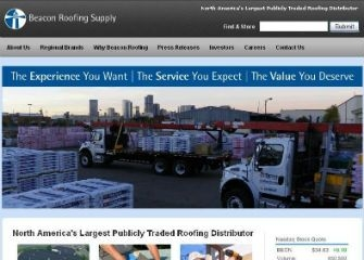 Superior BUSINESS WIRE)  Beacon Roofing Supply, Inc. (Nasdaq: BECN) Announced That  It Has Acquired Statewide Wholesale, A Distributor Of Residential And  Commercial ...