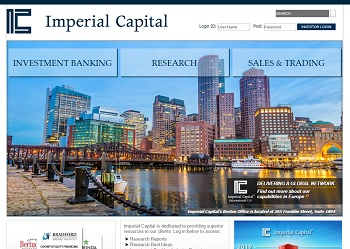 Imperial capital investment banking analyst program forex cowabunga system mt4 indicator